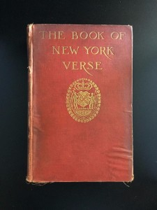 The-Book-of-New-York-Verse-Hamilton-Fish-Armstrong-Illustrated-1917-1st-Ed-301930715155
