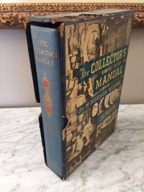 The-Collectors-Manual-N-Hudson-Moore-Illustrated-in-Original-Slipcase-1935-302260408428