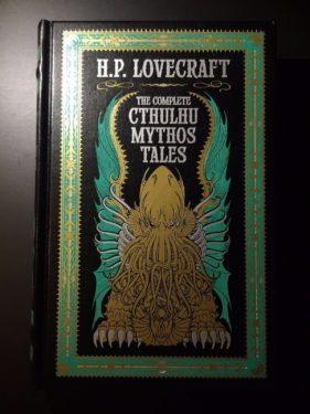 The-Complete-Cthulhu-Mythos-Tales-Lovecraft-Leather-Bound-Collectible-Edition-291973474594