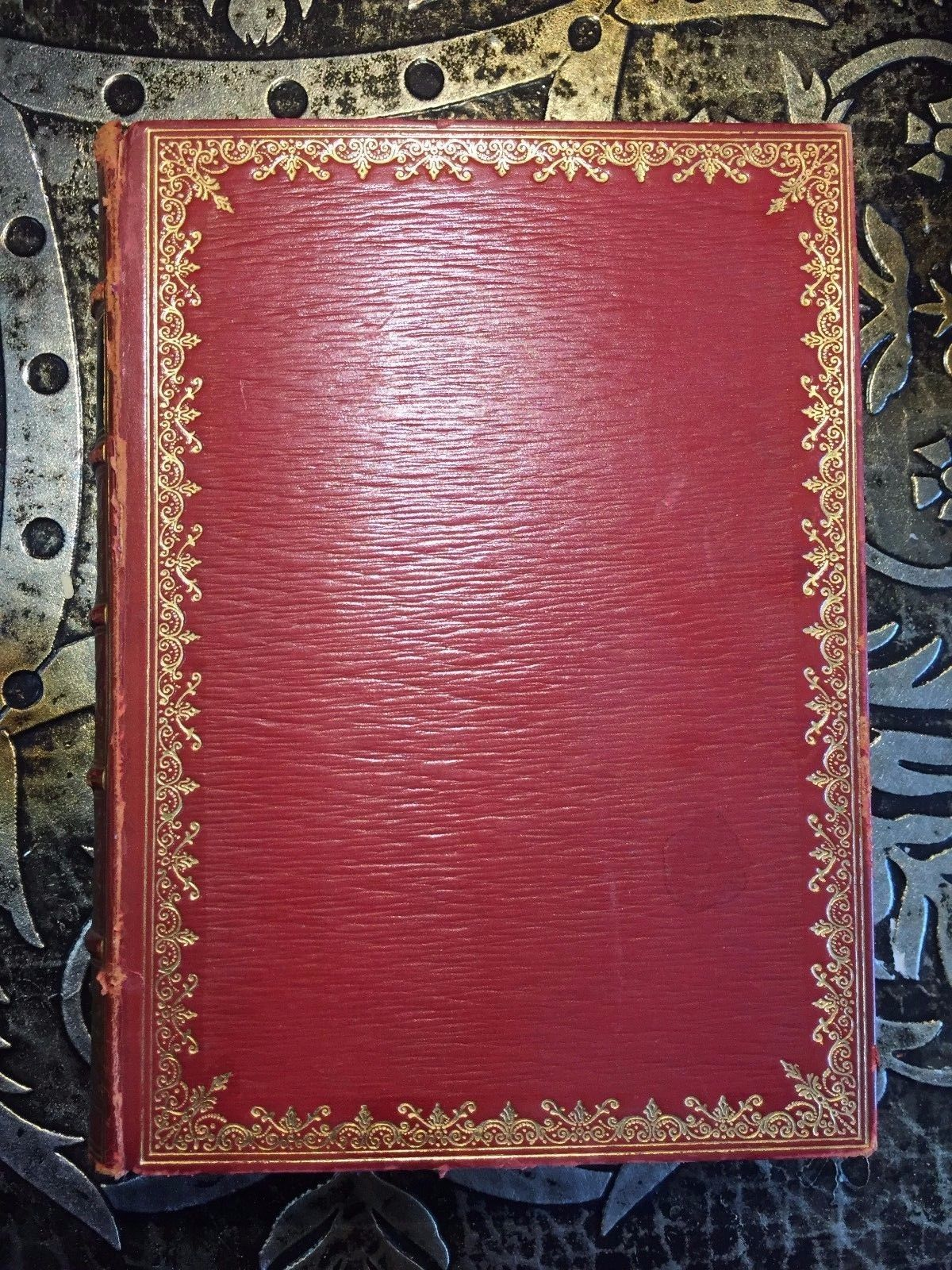 the essays of elia charles lamb c leather rare ebon et noir the essays of elia charles lamb c1910 leather
