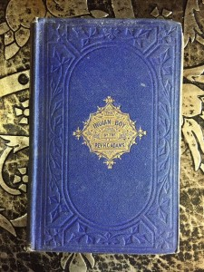 The-Indian-Boy-by-Rev-H-C-Adams-1865-Illustrated-First-Edition-291516313984