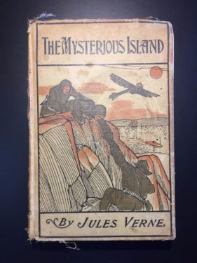 The-Mysterious-Island-by-Jules-Verne-A-L-Burt-Scarce-Cover-c1917-302107384399