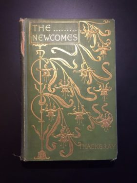 The-Newcomes-William-M-Thackeray-Vol-I-Only-Illustrated-H-M-Caldwell-291954538128