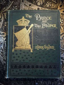 The-Prince-and-the-Pauper-Mark-Twain-1889-Illustrated-Victorian-Binding-301804632615