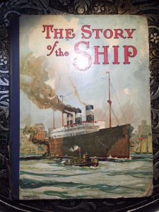The-Story-of-the-Ship-Edwin-N-Hurley-Illustrated-Possible-First-Edition-301696081818