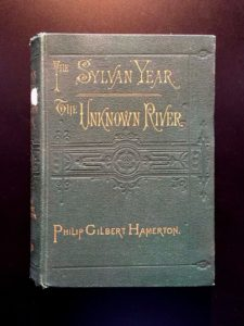The-Sylvan-Year-The-Unknown-River-Philip-Gilbert-Hamerton-1876-1st-Ed-291771899425