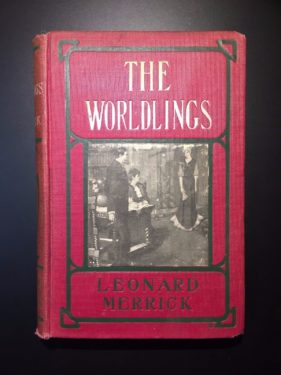 The-Worldlings-Leonard-Merrick-Doubleday-1900-1st-Ed-291934912220
