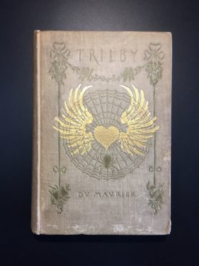 Trilby-A-Novel-George-du-Maurier-Richly-Illustrated-1st-Ed-1894-292075834458