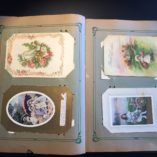 Vintage-Antique-Postcard-Album-with-63-Antique-Postcards-from-the-early-1900s-292061093097-4