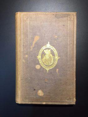 Washington-Irvings-Knickerbocker-History-of-New-York-In-One-Vol-1864-Rare-291934816935