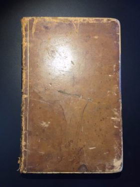 Xenophon-Works-Vol-III-Hellenics-Early-Edition-Title-Page-Missing-Leather-291911380943