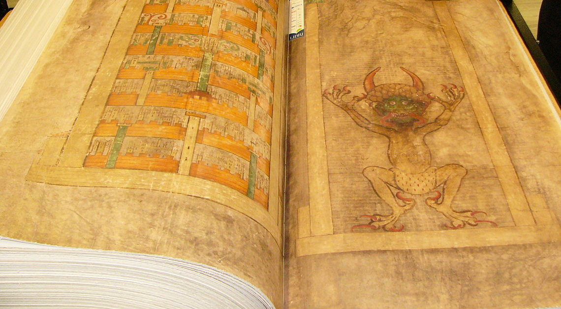 The Codex Gigas and 13th Century Scribes