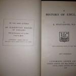 A-History-of-England-E-Wyatt-Davies-1916-Illustrated-Uncommon-291206004769-4