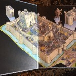 A-Medieval-Castle-by-Mark-Bergin-Illustrated-Magnifications-2003-301532198999-2