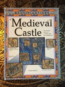 A-Medieval-Castle-by-Mark-Bergin-Illustrated-Magnifications-2003-301532198999
