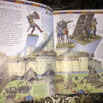 A-Medieval-Castle-by-Mark-Bergin-Illustrated-Magnifications-2003-301532198999-6
