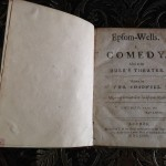 Epsom-Wells-A-Comedy-Acted-at-the-Dukes-Theatre-Thomas-Shadwell-1673-Rare-291207468966