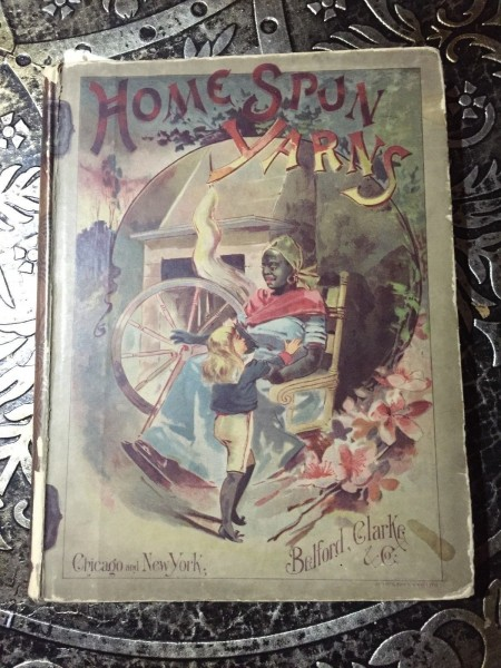 Home-Spun-Yarns-First-Edition-1888-Victorian-Childrens-Magazine-Illustrated-291322697271