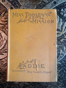 Miss-Tooseys-Mission-and-Laddie-Evelyn-Whitaker-1892-Vintage-291186916631