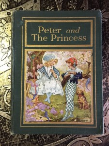 Peter-and-the-Princess-by-Carl-H-Grabo-1920-First-Edition-Illustrated-Rare-291352080539