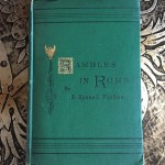 Rambles-in-Rome-Russell-Forbes-First-Edition-1882-Illustrated-Collectible-301486558315