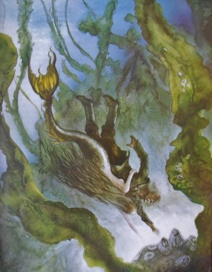 John Howe Mermaid