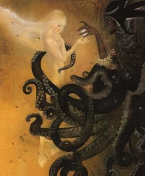 Nadezhda Illarionova Mermaid