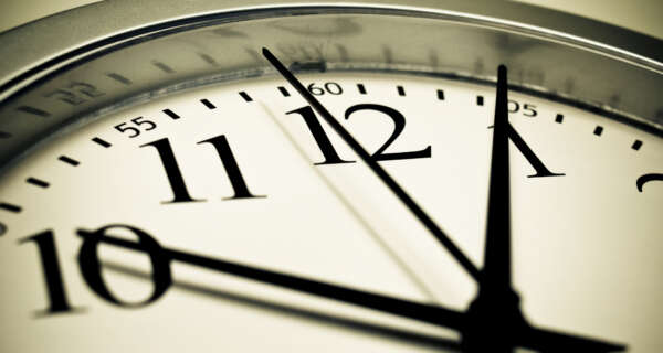 The Clock is Ticking ICD10