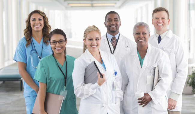 Transforming a Multidimensional Health Care Organization, Step One: Physician Alignment