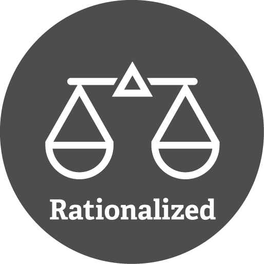 Rationalization Is All Around You - Financially Blonde