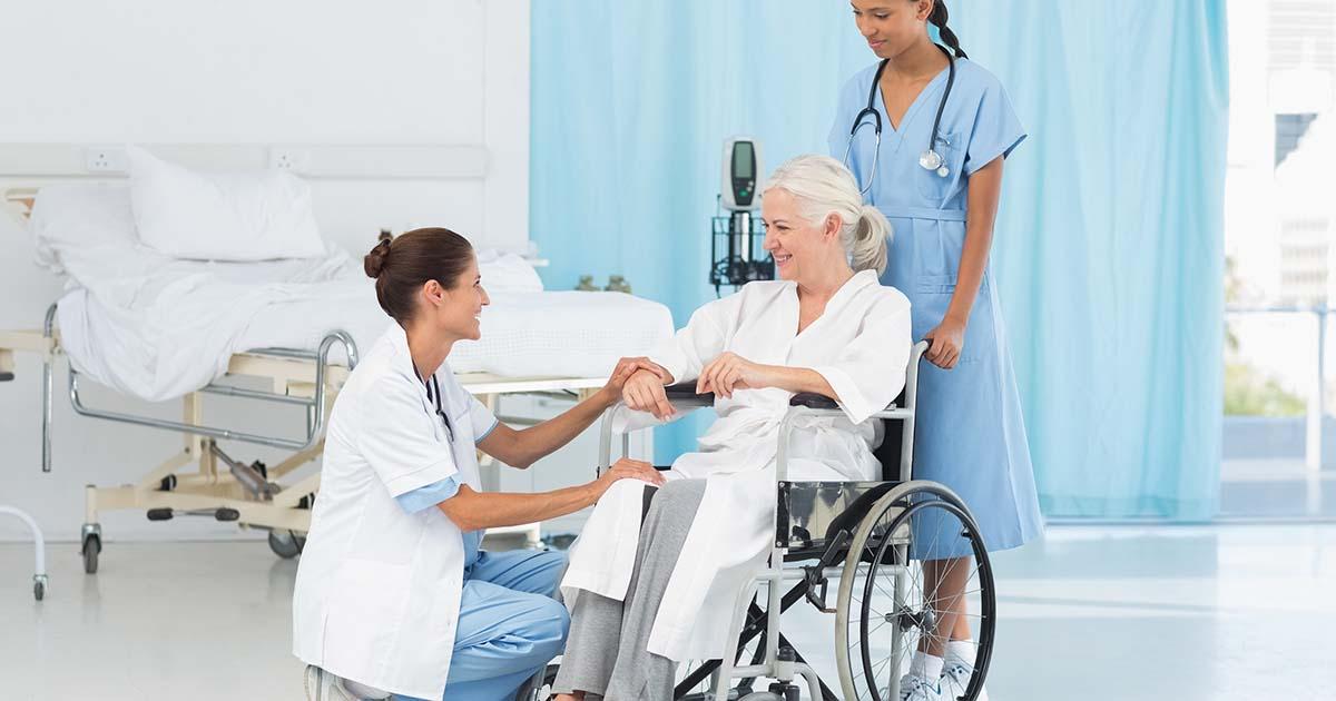 patient centered leadership essay