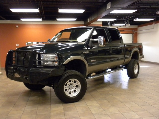 2006 Ford F250 LARIAT (LIFTED) DIESEL 4X4 in Houston, Texas