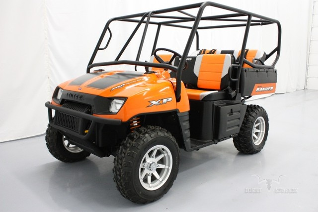 2008 Polaris Ranger XP 4X4 700 Twin EFI