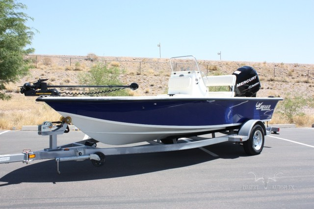 ... you this extra clean 2008 Mako 181 Inshore Center Console Fishing Boat !