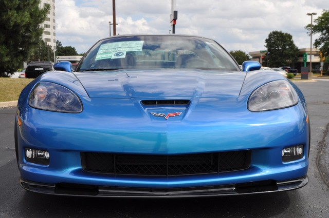 2011 CHEVROLET Corvette