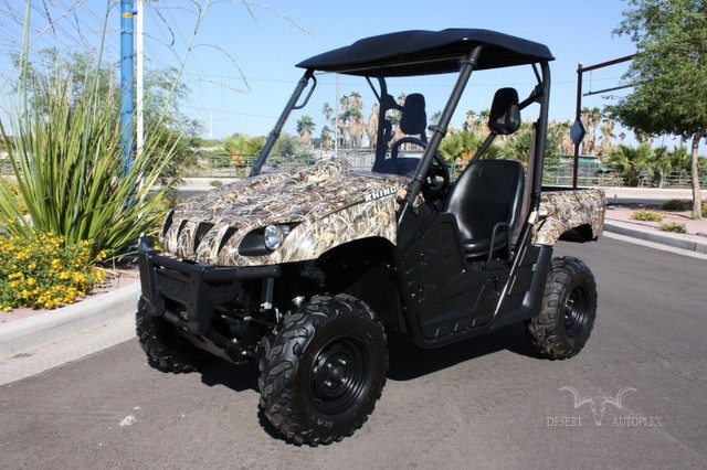 2008 Yamaha Rhino 700 FI 4X4 ATV  in Mesa, Arizona