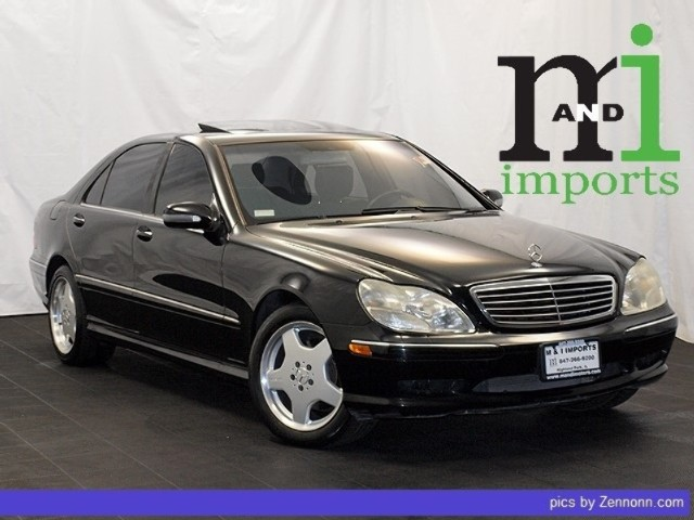 2002 mercedes benz s class s430 amg sport package highland for 2002 mercedes benz s430 price