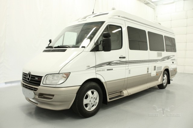 2007 Roadtrek RS Adventurous 2500 SHC Mercedes Powered Diesel RV in Mesa, Arizona
