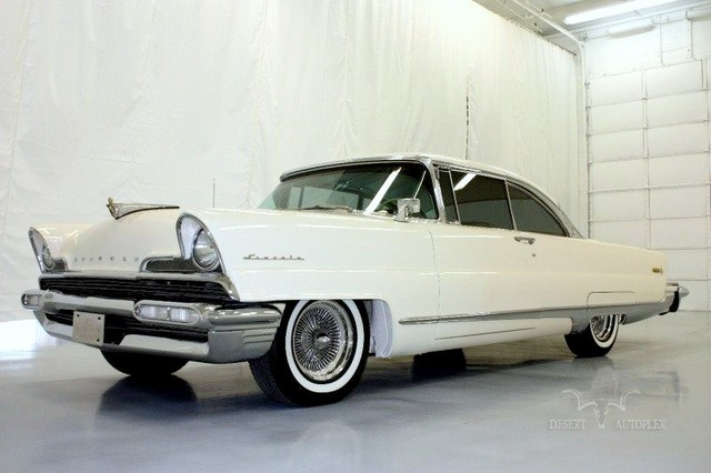 1956 Lincoln Premiere Coupe 1000 N Mcclintock Rd Tempe