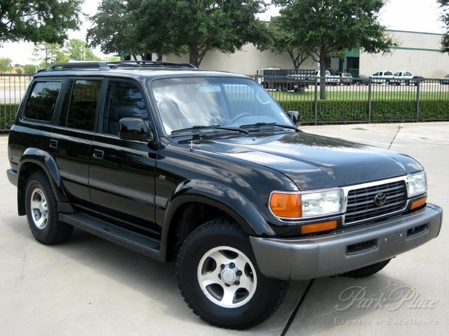 1997 Toyota Land Cruiser Supercharger http://www.parkplacetexas.com/web/used/toyota-land-cruiser-1997-grapevine-tx/658994/