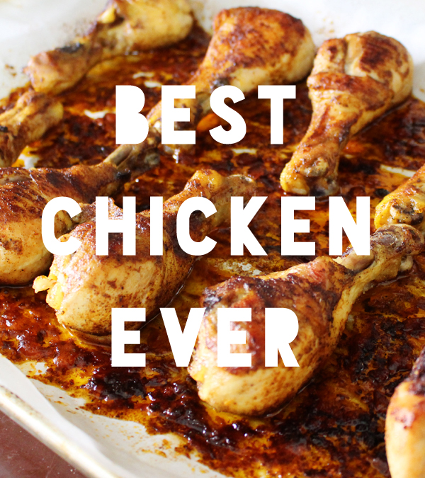 Fast and easy chicken leg recipes