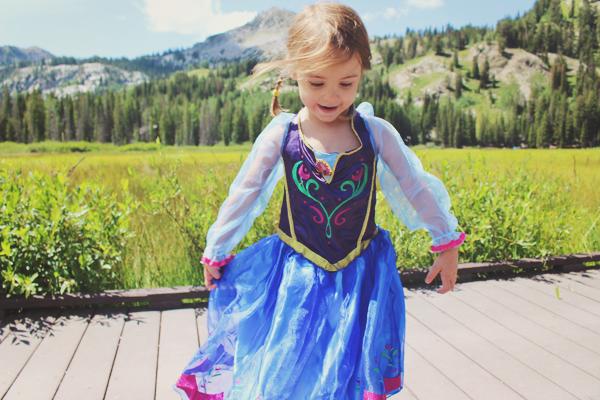 Princess Anna from Frozen #FROZENFun #shop