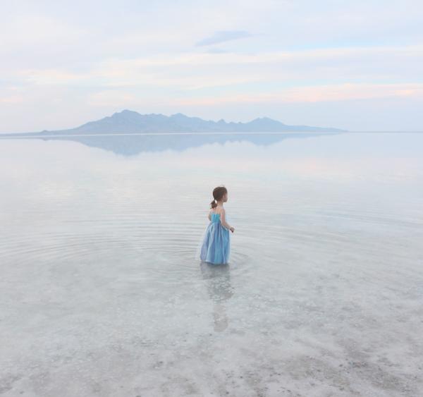 Queen Elsa on the water #FROZENFun #shop