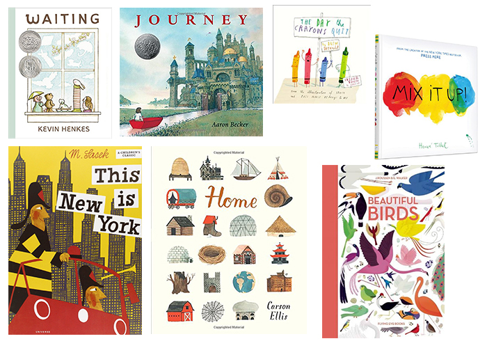 gorgeous picture books make wonderful baby shower or holiday gifts