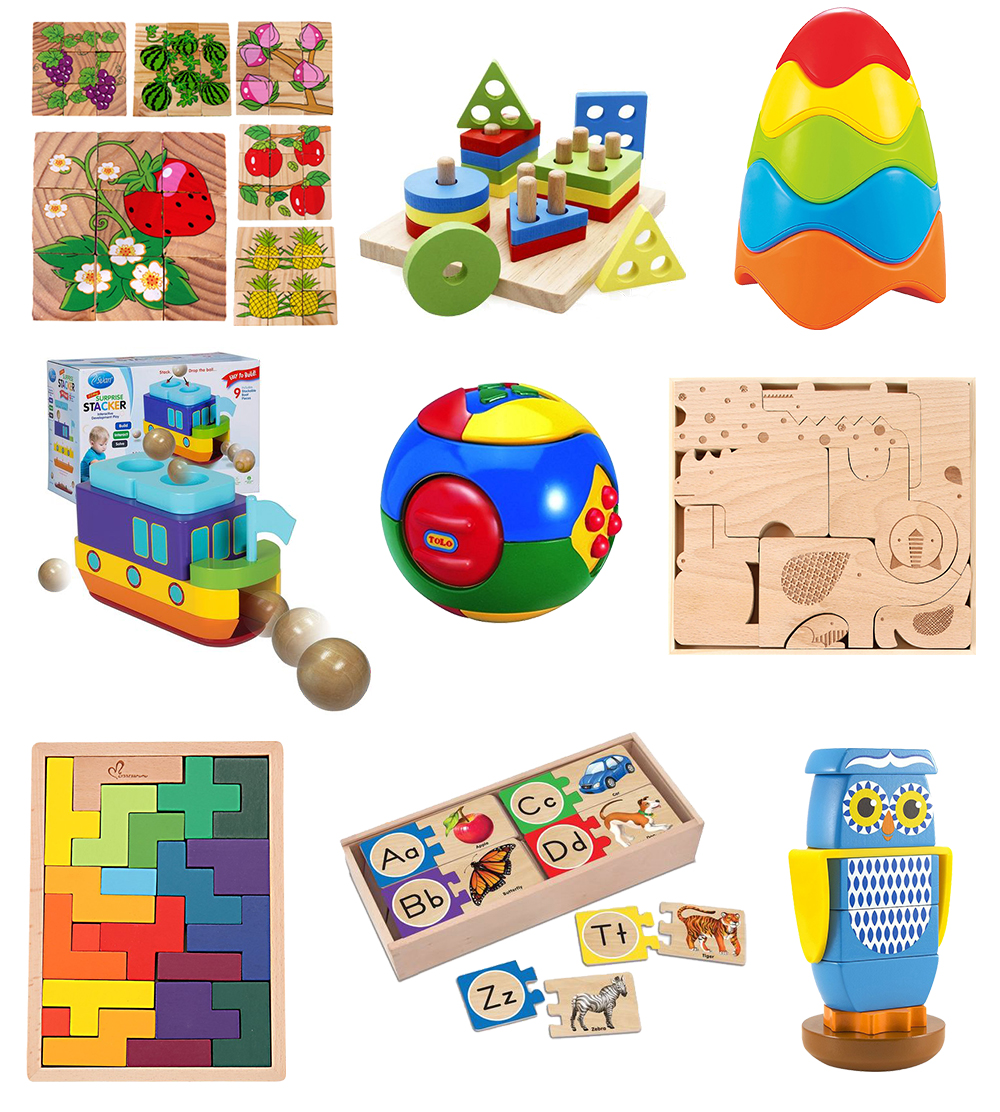 Holiday Gift Guide: Puzzle Toys