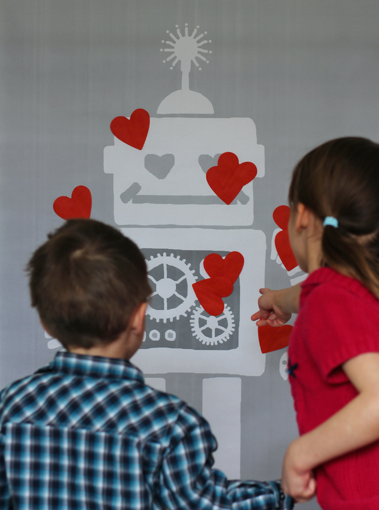 Valentine's Day class free printable party game
