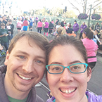 I Got Swept at a Disney Race (My Princess Half Marathon Story)