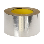 Aluminum Foil Tape For SCIF Insulation - 3'' x 150' image