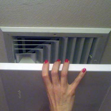 Magnetic Vent Cover for Aluminum Vents - 11