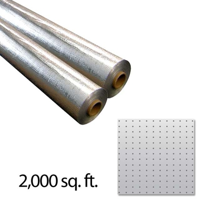 Radiant Barrier Perforated - 2,000 sq. ft. Package